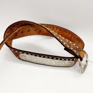"Vintage Western Belt ""Mary"""